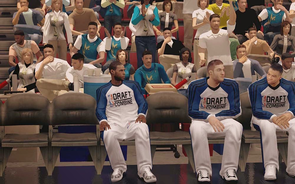 Rookie Elites Bench Uniform