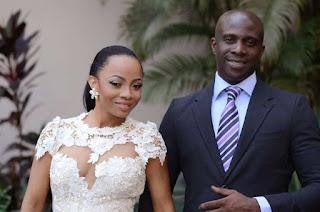 Entertainment: Toke Makinwa's marriage to Maje Ayida dissolved
