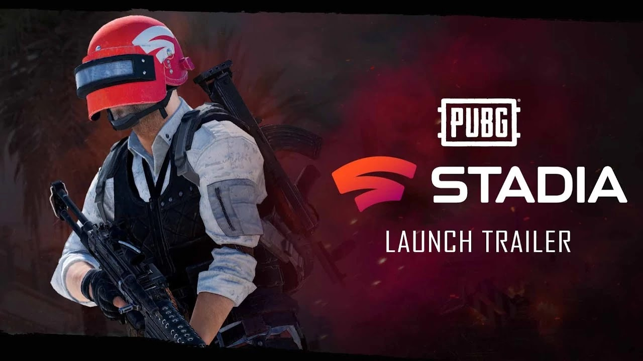 PUBG Now Officially Available at Stadia