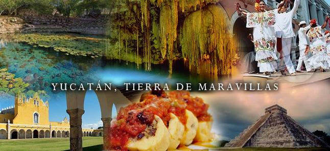 Resultado de imagen para yucatan images collage