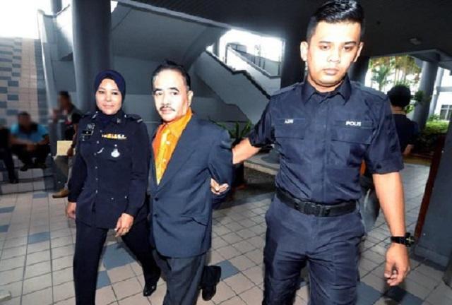 'Sultan Melaka' Tak Mengaku Bersalah Menyamar Jadi Sultan