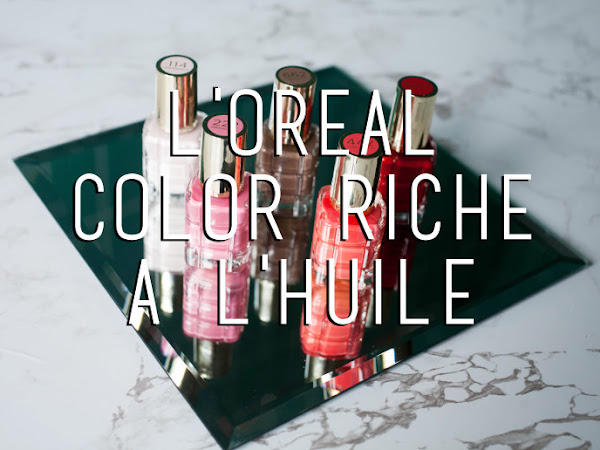 Beauty: L'Oreal Color Riche a l'Huile review