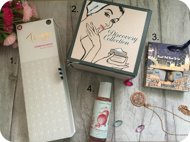 m&s christmas beauty event goody bag contents revealed
