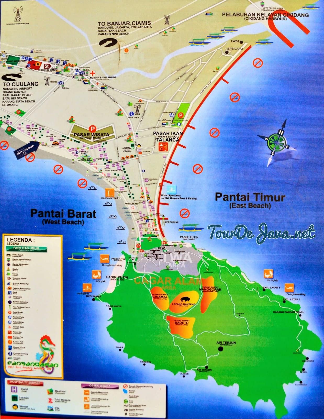 Pangandaran: Jelajahi Beragam Ekowisata di Selatan Jawa