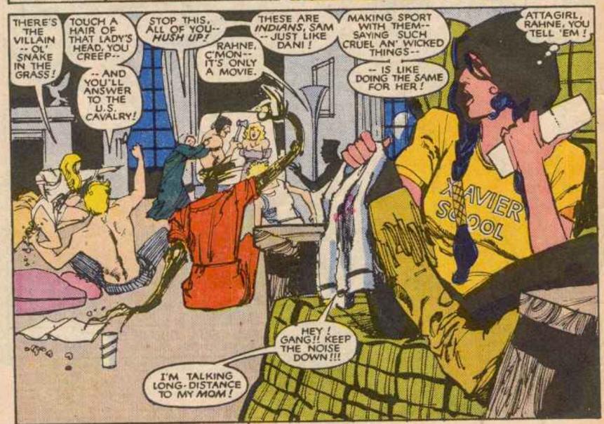 Gentlemen of Leisure: X-amining New Mutants #37