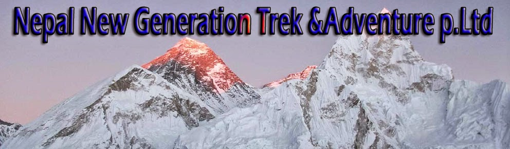 Nepal New Generation Trek & Adventure p.Ltd