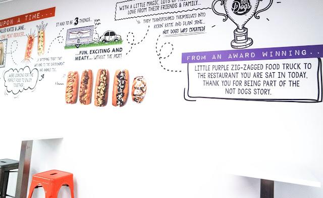 not dogs vegan vegetarian hotdog fast food birmingham