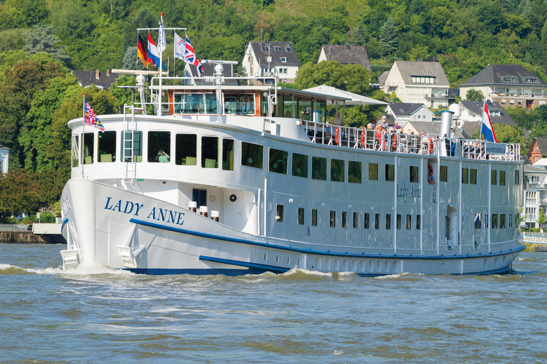 MS Lady Anne, River Cruise Line
