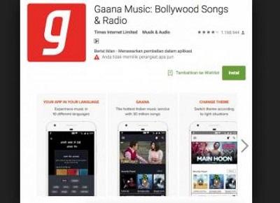 Gaana (Lagu India)