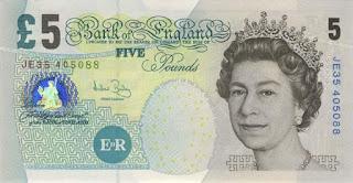 Άνοδος της Αγγλικής λίρας έναντι του ευρώ και του δολαρίου.Είπατε τίποτα ;