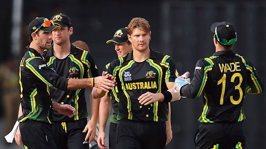 Australia Schedule in ICC T20 World Cup 2016  ~ ICC T20 World cup 2016 Live streaming - Cricket