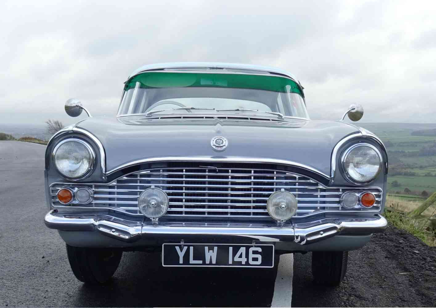 CLASSIC OF THE DAY from CLASSIC CHATTER: 1960 VAUXHALL VELOX - Spurr ...