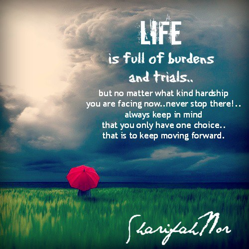 Make A Difference Trials In Life