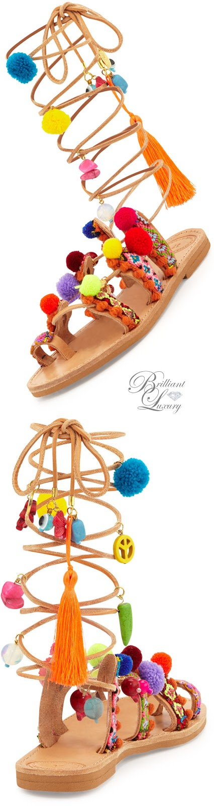Brilliant Luxury Vacation Time 2016 Designer Shoes