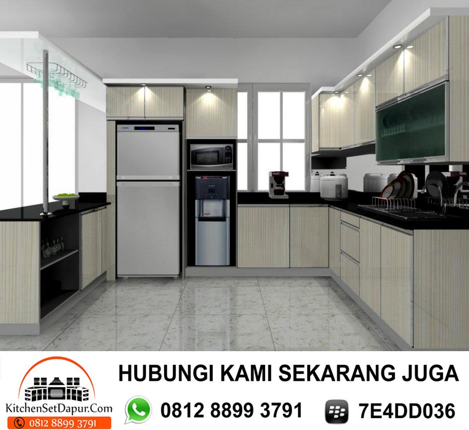 Pembuatan Kitchen Set Aluminium Di Sentul Bogor 0812 8899 3791