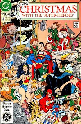 Justice League Christmas