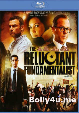 The Reluctant Fundamentalist 2012 BRRip 400MB Hindi Dual Audio 480p Watch Online Full Movie Download bolly4u