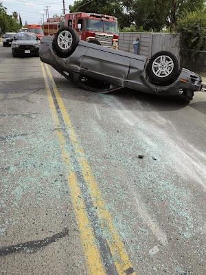 visalia tulare county hit and run oliver jackson vehicle crash divisadero street