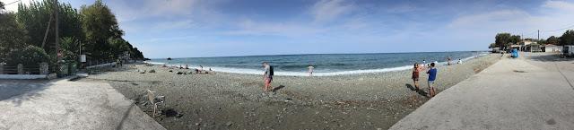 Grecja plaża