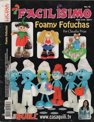 FOFUCHOS PITUFOS, ANGEL, BRUJA