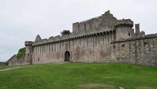 Craigmillar Castle, Edinburgh