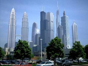 engineering et architecture les plus hauts immeubles du monde. Black Bedroom Furniture Sets. Home Design Ideas
