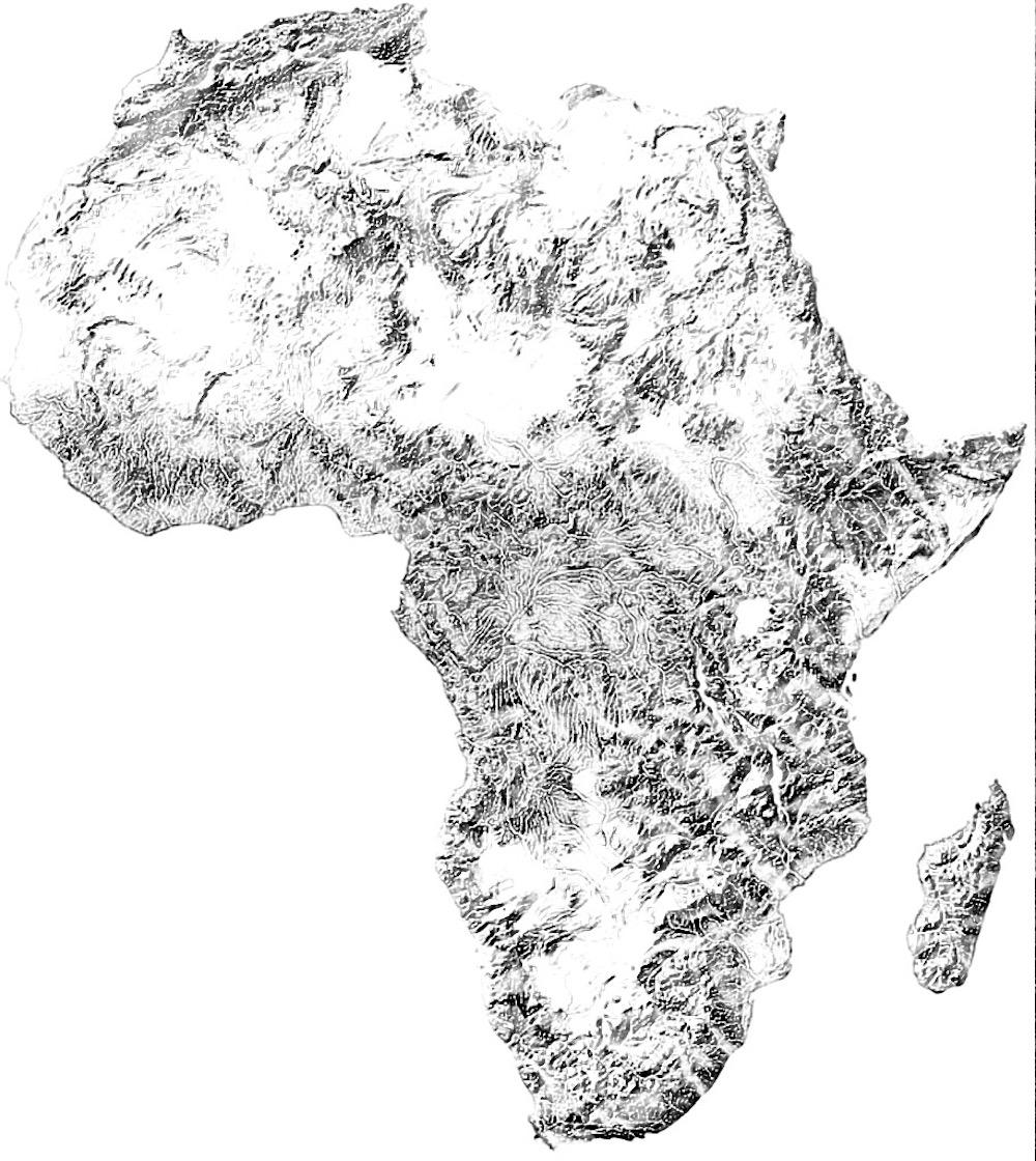 Mapas da África | Africa Maps
