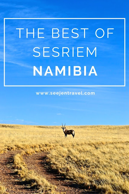 A stay at Namib Desert Lodge in Sesriem, Namibia