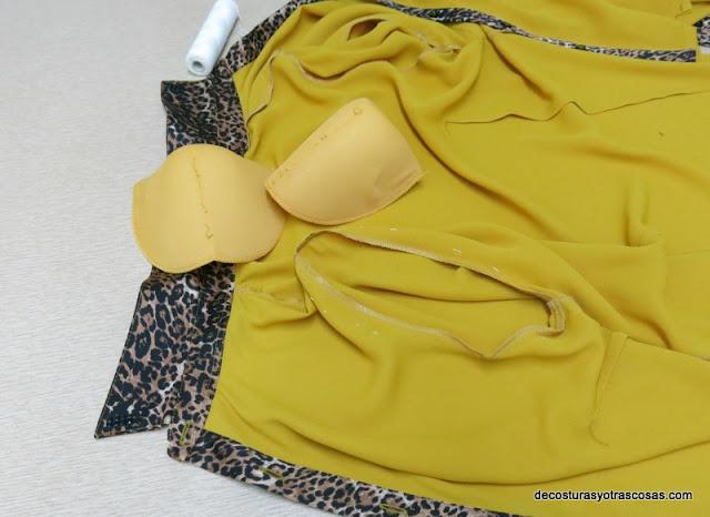 paso a paso arreglo blusa