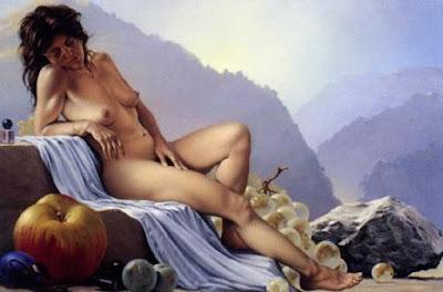 Pintores De Desnudos Artisticos De Mujeres