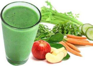 Inilah Jus Sayuran Yang Dapat Membuat Kulit Sehat dan Bercahaya