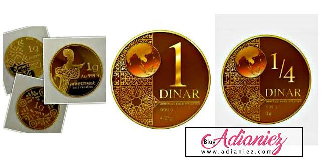 dinar dan syiling emas powergold