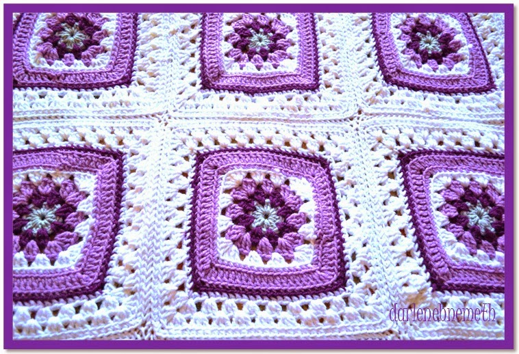 free crocheted blanket pattern