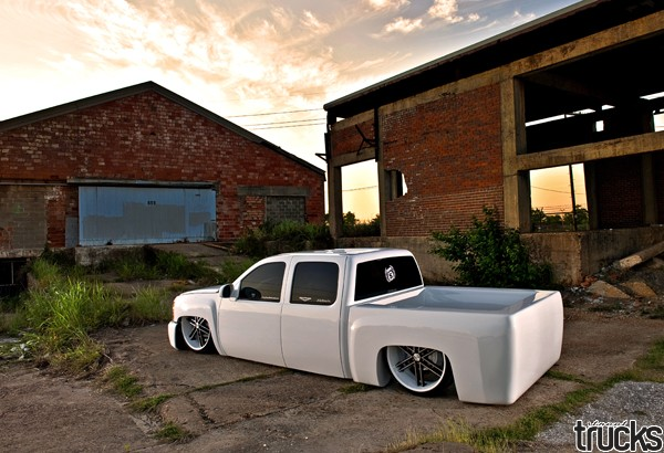 chevy silverado street truck - photo #29