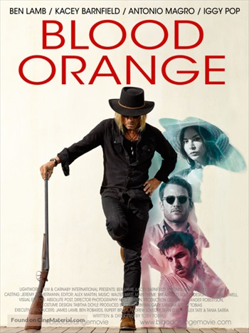 Blood Orange 2016 English Movie Download