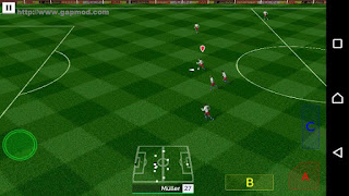 Download FTS 16 Mod by Jan Kogel Apk + Data Obb