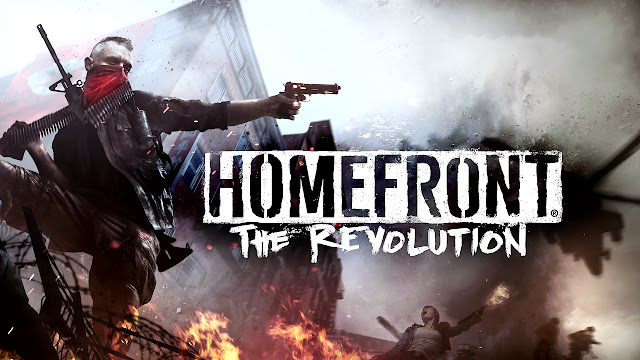 تحميل لعبة Homefront Revolution Freedom