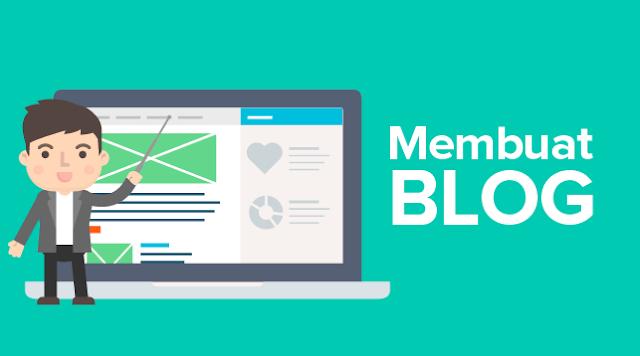 Tutorial Membuat Blogspot Beserta Gambarnya