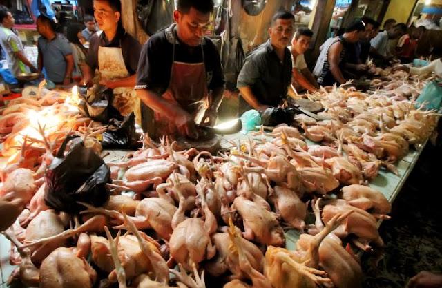 Mendag: Harga Pangan yang Naik Cuma Telur dan Daging Ayam