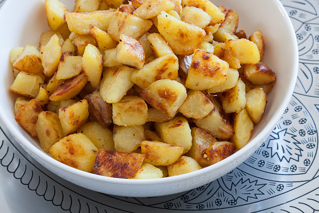 Hrskavi pečeni krompir