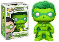 Pop! ECCC: Emerald City Crusador (GITD)