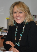 Author Leigh Podgorski