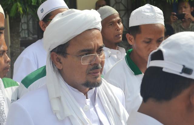 Habib Rizieq Dilaporkan Soal Video 2 Tahun, ini Tanggapan Polisi