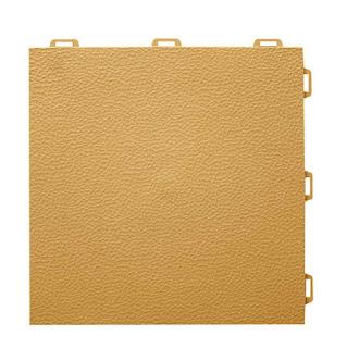 Greatmats Staylock orange peel plastic tile interlocking basement