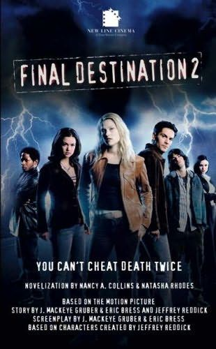 Poster of Final Destination 2 (2003) Dual Audio 720p Hindi BluRay With ESubs Download