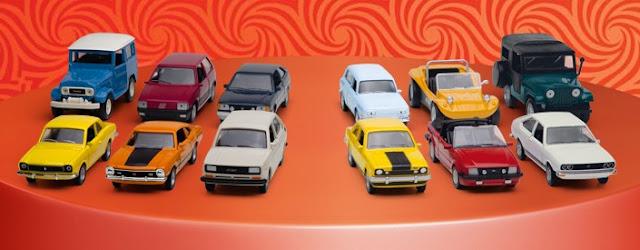coleção carros nacionais jornal extra