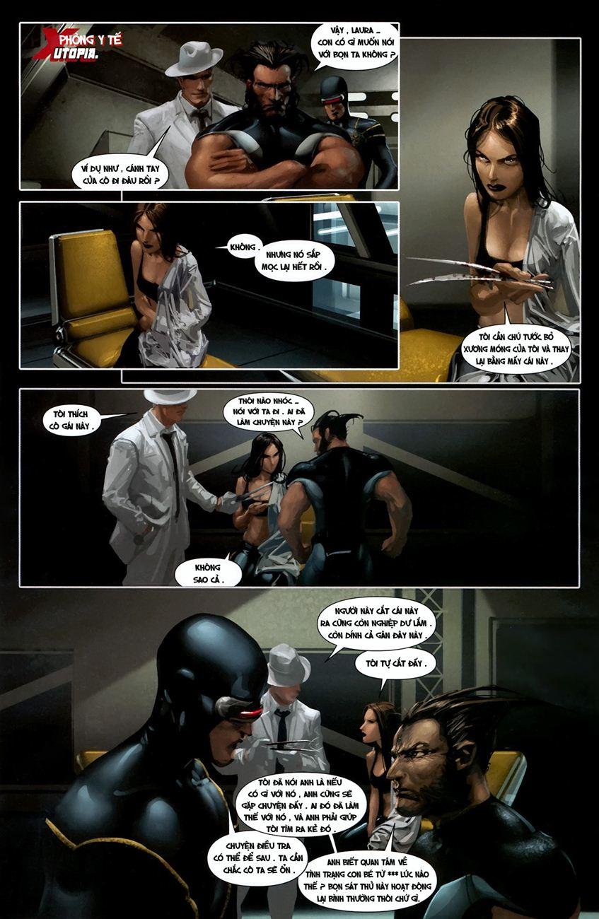 X-Men Necrosha chap 1 trang 13