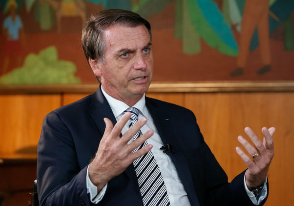 Bolsonaro errou ao dizer que houve quebra de sigilo ilegal de Queiroz