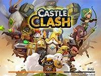 Обзор онлайн-игры Castle Clash (Android)