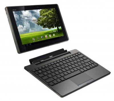 Asus Eee Pad Specification Transformers